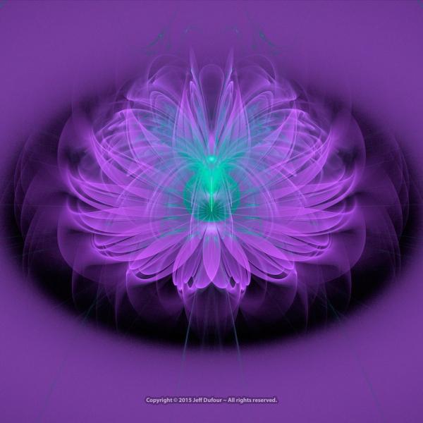 Druidic Pond Flower
