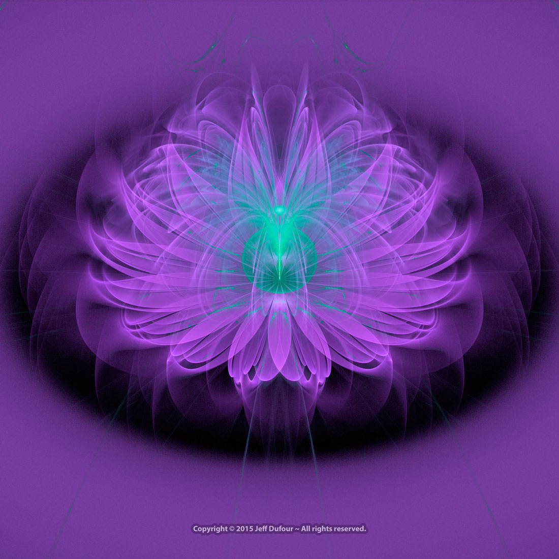 Druidic Pond Flower