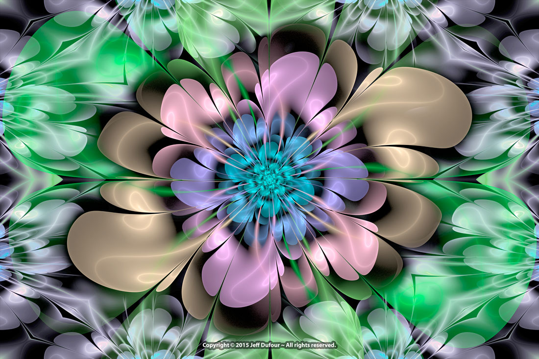 Floractal Bloom
