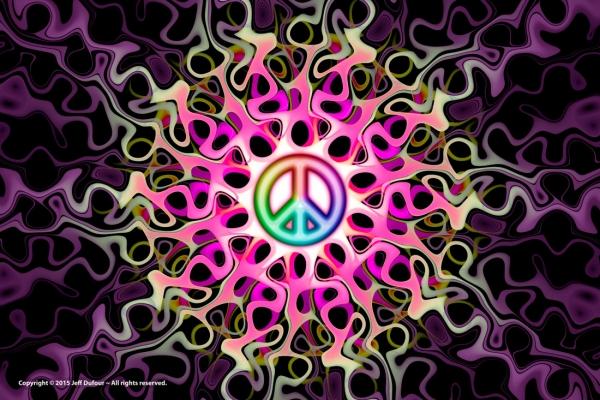 Peace Gnarls